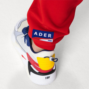 Thumbnail 3 of PUMA x ADER ERROR RS-X Trainers, Whisper White-Blueprint-Red, medium