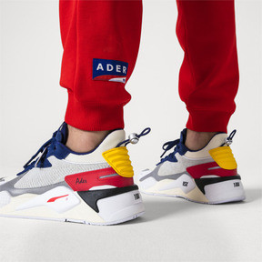 Thumbnail 4 of PUMA x ADER ERROR RS-X Trainers, Whisper White-Blueprint-Red, medium