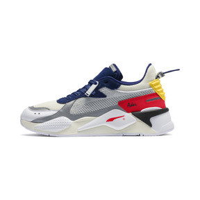 Thumbnail 1 of PUMA x ADER ERROR RS-X Trainers, Whisper White-Blueprint-Red, medium