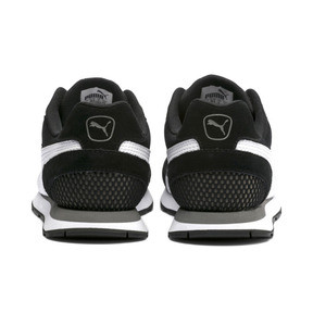 Thumbnail 4 of Vista Sneakers JR, Puma Black-Puma White, medium