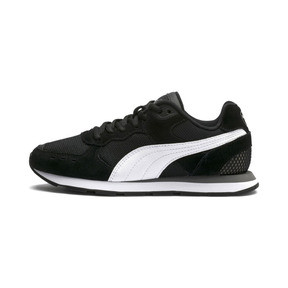 Thumbnail 1 of Vista Sneakers JR, Puma Black-Puma White, medium