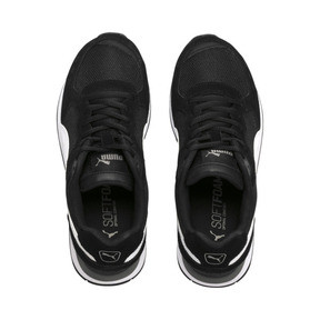 Thumbnail 6 of Vista Sneakers JR, Puma Black-Puma White, medium