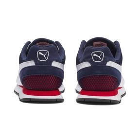 Thumbnail 4 of Vista Sneakers JR, Peacoat-Puma White, medium