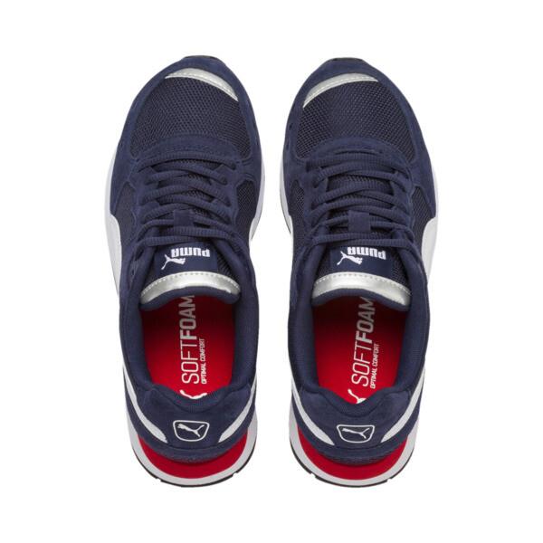 Vista Sneakers JR, Peacoat-Puma White, large