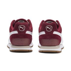 Thumbnail 4 of Vista Sneakers JR, Cordovan-Puma White, medium