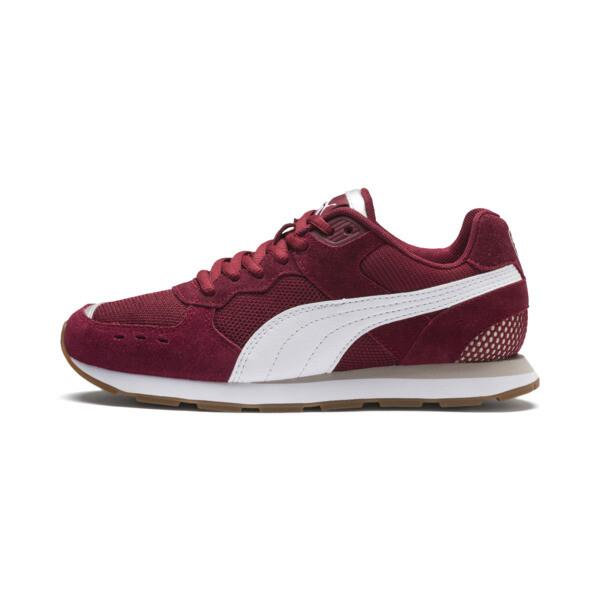 Vista Sneakers JR, Cordovan-Puma White, large