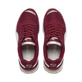 Thumbnail 6 of Vista Sneakers JR, Cordovan-Puma White, medium