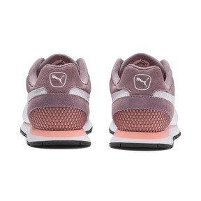 Thumbnail 4 of Vista Sneakers JR, Elderberry-Puma White, medium