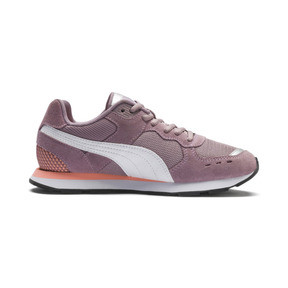 Thumbnail 5 of Vista Sneakers JR, Elderberry-Puma White, medium