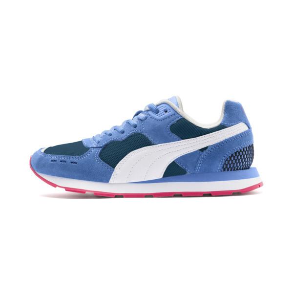 Vista Sneakers JR, Ultramarine-Puma White, large