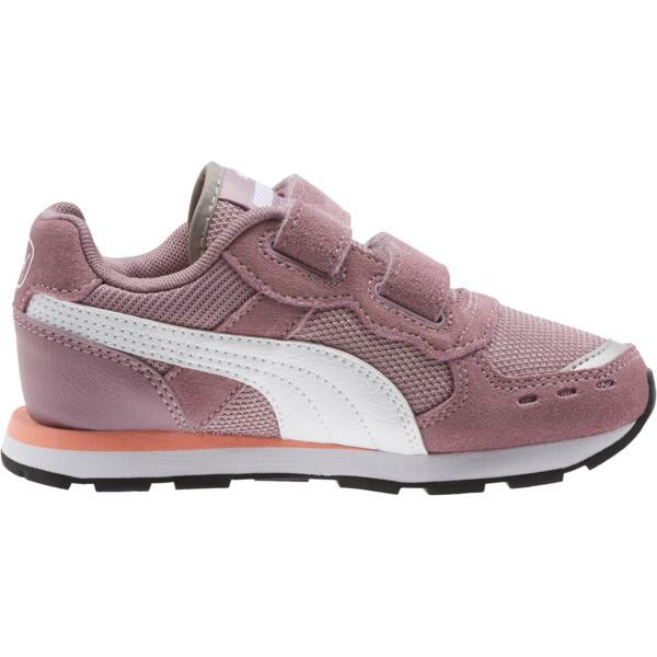Vista Sneakers PS, Elderberry-Puma White, large