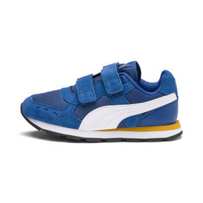 Thumbnail 1 of Vista Little Kids' Shoes, Galaxy Blue-Puma White, medium