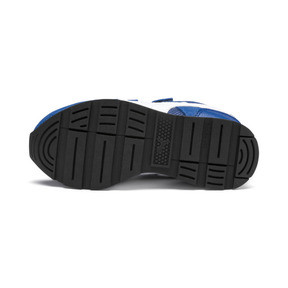 Thumbnail 4 of Vista Little Kids' Shoes, Galaxy Blue-Puma White, medium