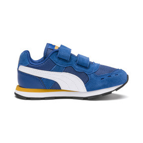 Thumbnail 5 of Vista Little Kids' Shoes, Galaxy Blue-Puma White, medium