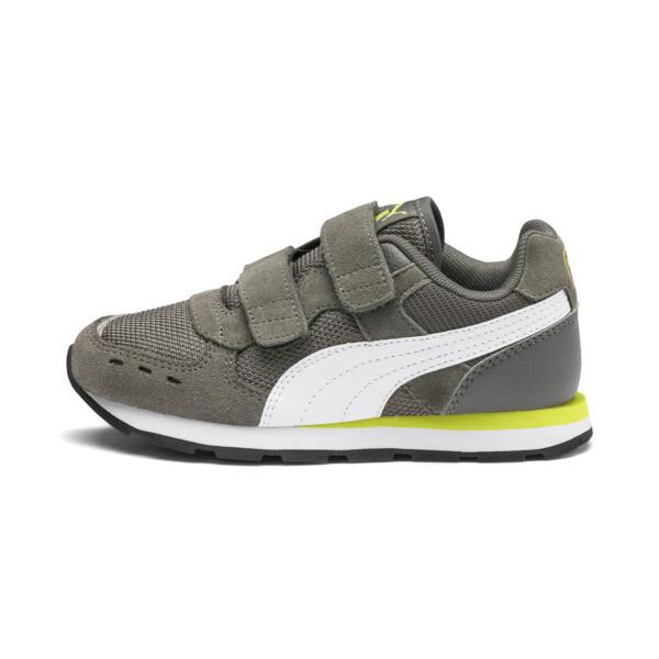 Zapatos Vista para niños, CASTLEROCK-Puma White, grande
