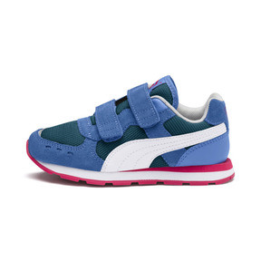 Thumbnail 1 of Vista Little Kids' Shoes, Ultramarine-Puma White, medium