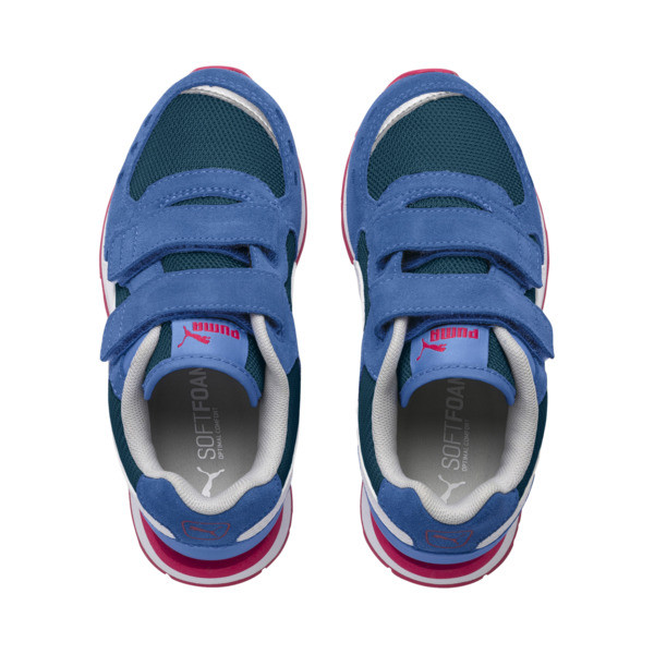Vista Little Kids' Shoes, Ultramarine-Puma White, large