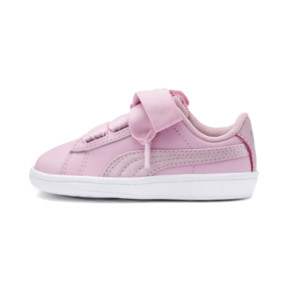PUMA Vikky Ribbon Satin AC Little Kids' Shoes