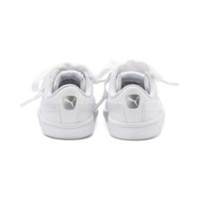 Thumbnail 3 of Vikky Ribbon Babies Mädchen Sneaker, Puma White-Puma White, medium