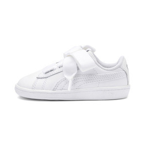 Thumbnail 1 of Vikky Ribbon Baby Girls' Trainers, Puma White-Puma White, medium
