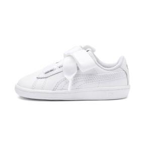 Thumbnail 1 of Vikky Ribbon Babies Mädchen Sneaker, Puma White-Puma White, medium