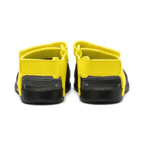 Thumbnail 3 of Divecat v2 Injex Babies' Sandals, Puma Black-Blazing Yellow, medium