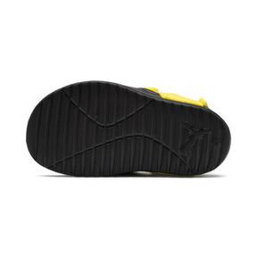 Thumbnail 4 of Divecat v2 Injex Babies' Sandals, Puma Black-Blazing Yellow, medium