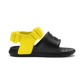 Thumbnail 5 of Divecat v2 Injex Babies' Sandals, Puma Black-Blazing Yellow, medium