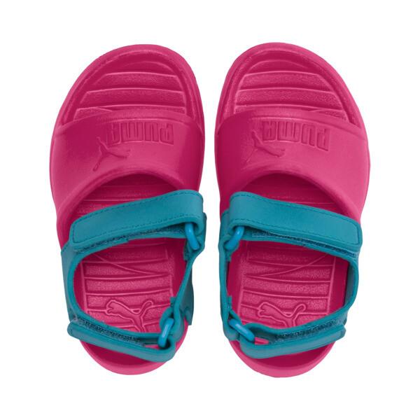 Divecat v2 Injex Babies' Sandals, Fuchsia Purple-Caribbean Sea, large