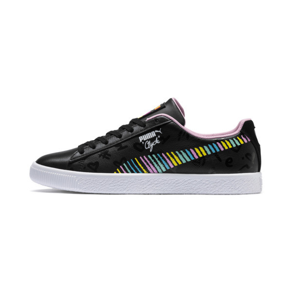 sports shoes 8c348 34eaf PUMA x BRADLEY THEODORE Clyde Trainers