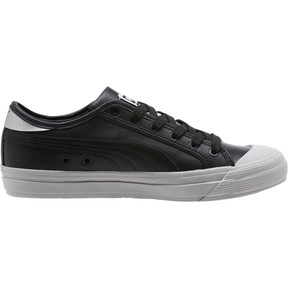 Thumbnail 3 of Capri Metallic Women's Sneakers, Puma Black, medium