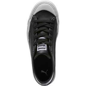 Thumbnail 5 of Capri Metallic Women's Sneakers, Puma Black, medium