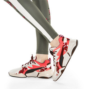 Thumbnail 2 of PUMA x SUE TSAI Nova Cherry Bombs Women's Trainers, Powder Puff-Puma Black, medium