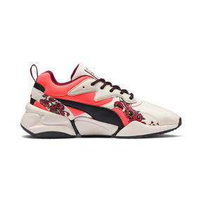 Thumbnail 6 of PUMA x SUE TSAI Nova Cherry Bombs Women's Trainers, Powder Puff-Puma Black, medium