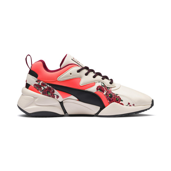 Basket PUMA x SUE TSAI Nova Cherry Bombs pour femme, Powder Puff-Puma Black, large