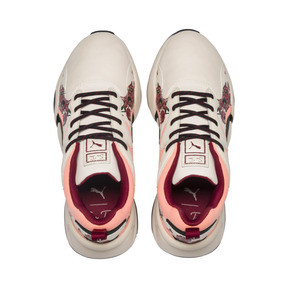 Thumbnail 7 of PUMA x SUE TSAI Nova Cherry Bombs Women's Trainers, Powder Puff-Puma Black, medium