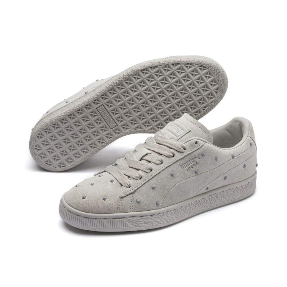 Image Puma Suede Studs Women's Sneakers #2