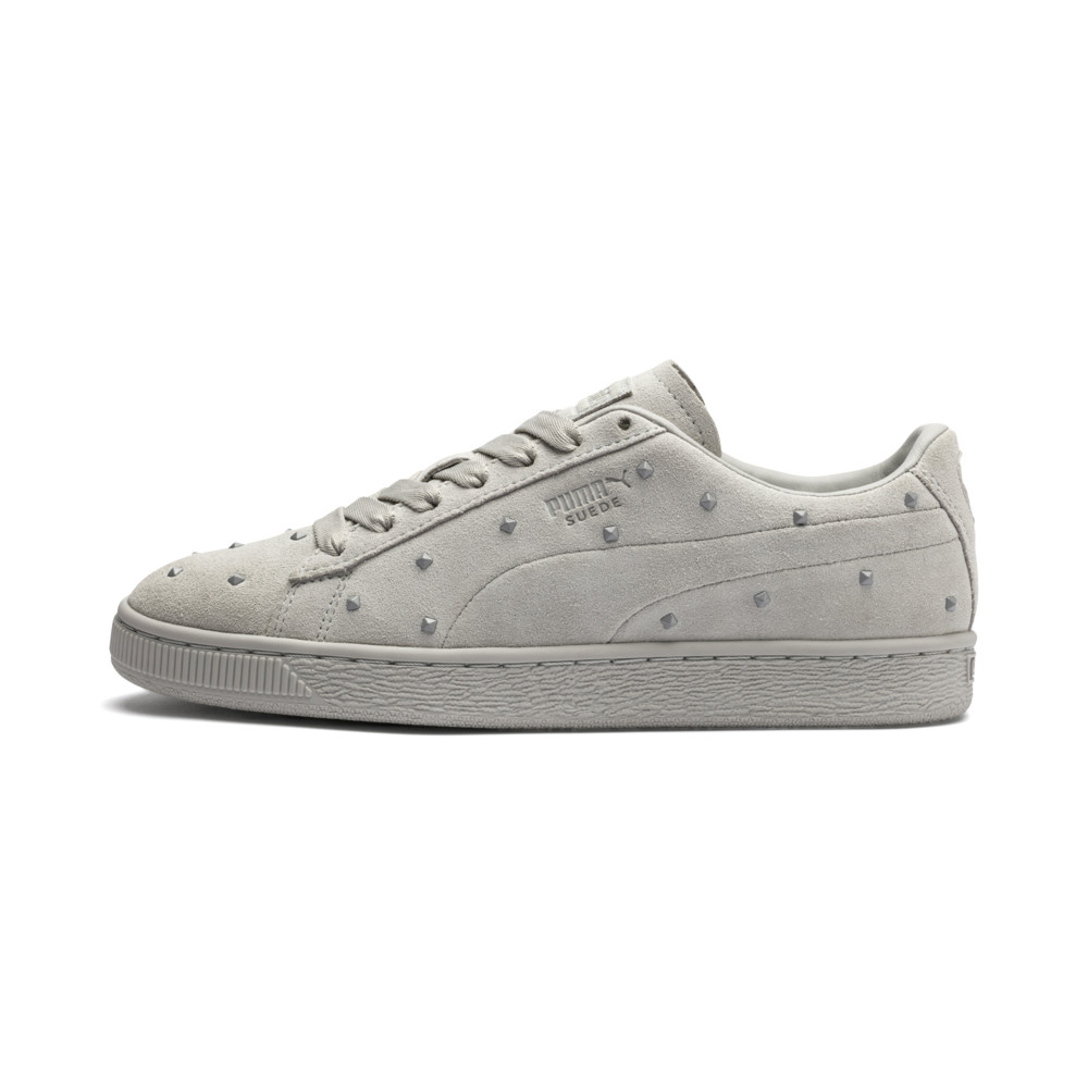 Image Puma Suede Studs Women's Sneakers #1