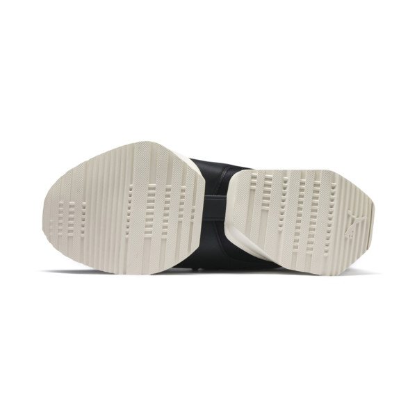 Muse Maia Knit Premium Women's Shoes, Puma Black-Whisper White, large