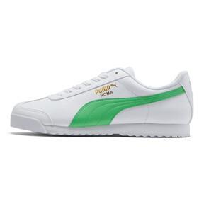 Thumbnail 1 of Roma Basic + Sneakers, Puma White-Irish Green, medium