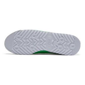 Thumbnail 4 of Roma Basic + Sneakers, Puma White-Irish Green, medium