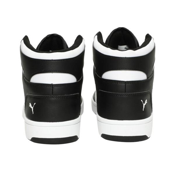 PUMA Rebound LayUp Sneakers, Puma Black-Puma White, large