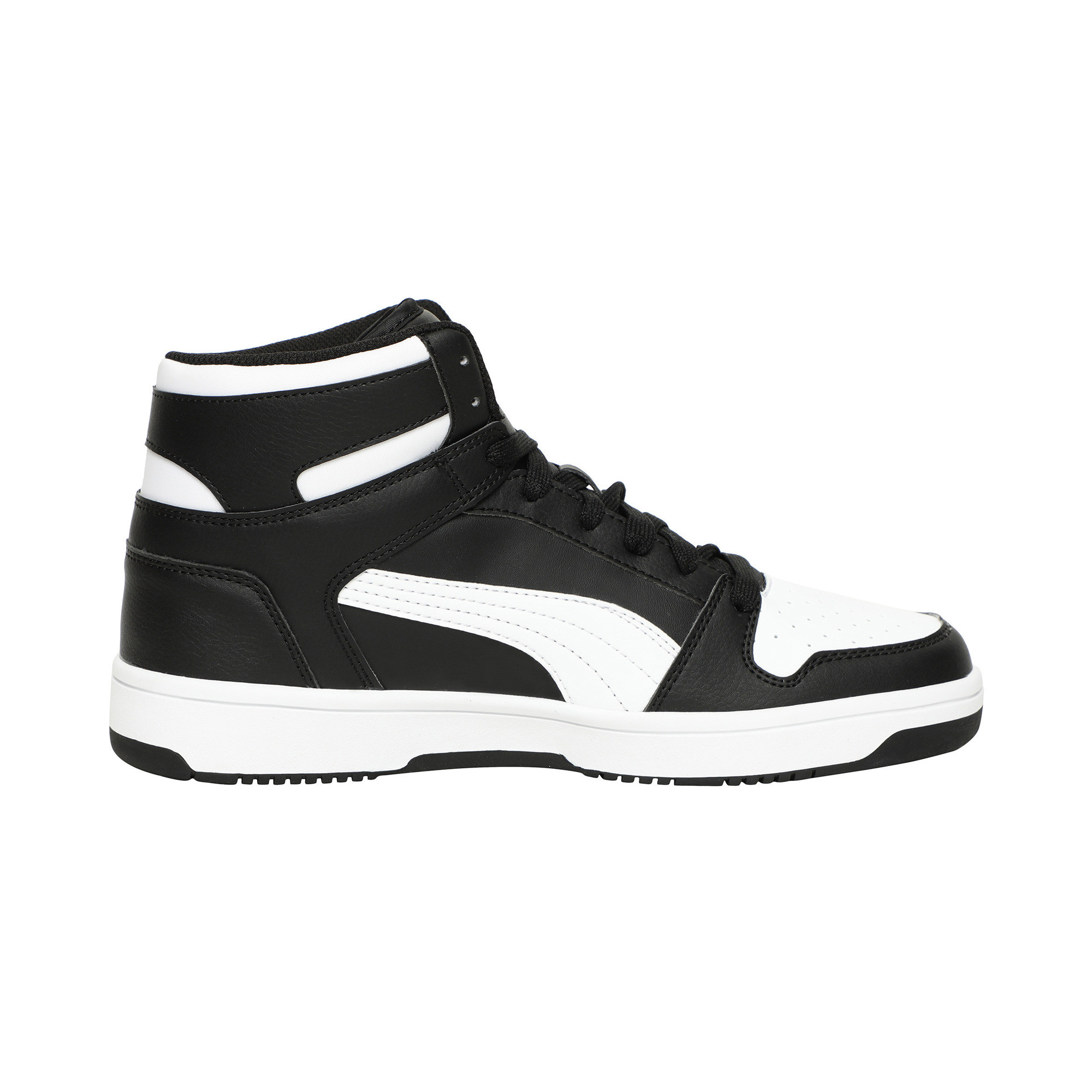 PUMA-PUMA-Rebound-LayUp-Men-039-s-Sneakers-Men-Mid-Boot-Basics thumbnail 6