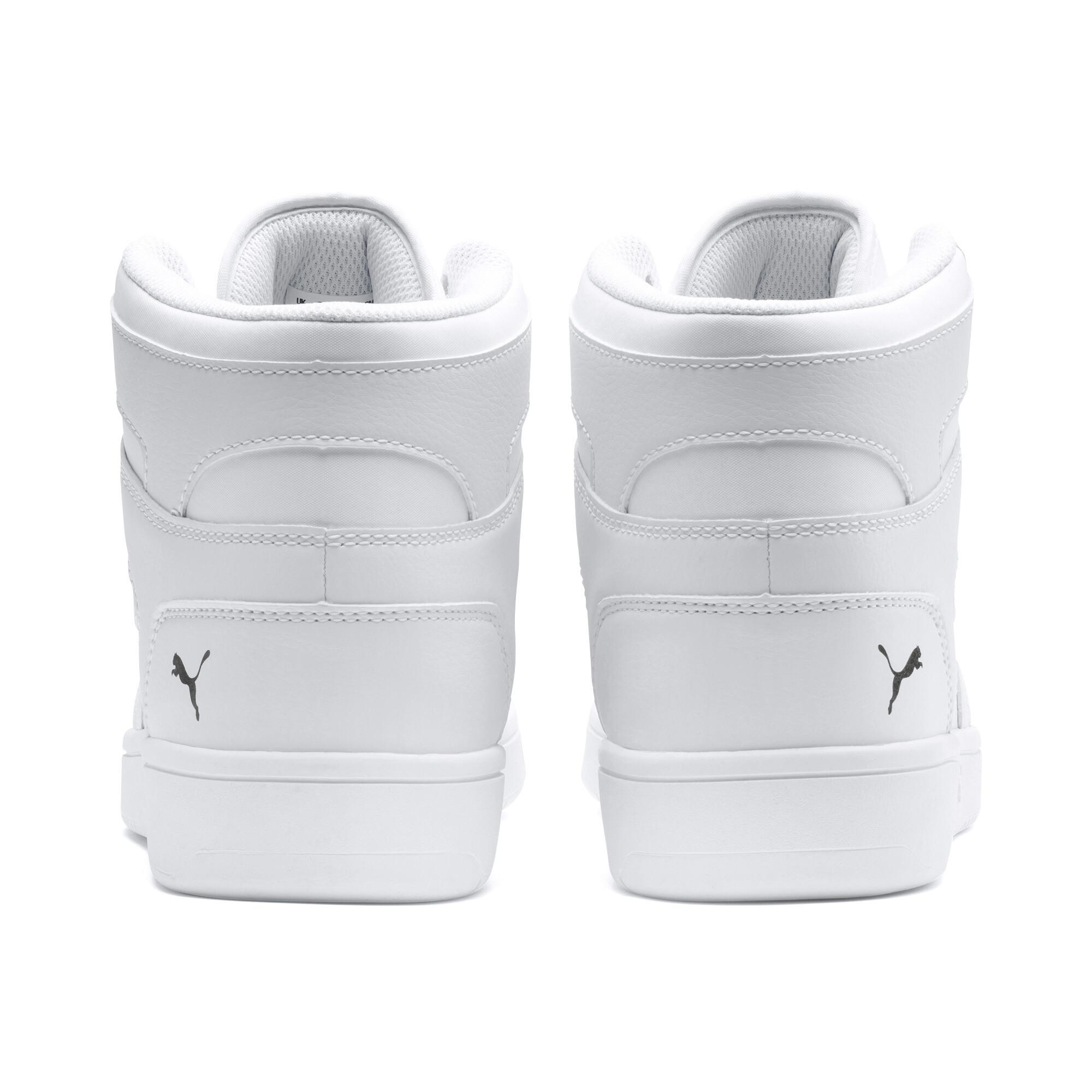 PUMA-PUMA-Rebound-LayUp-Men-039-s-Sneakers-Men-Mid-Boot-Basics thumbnail 12