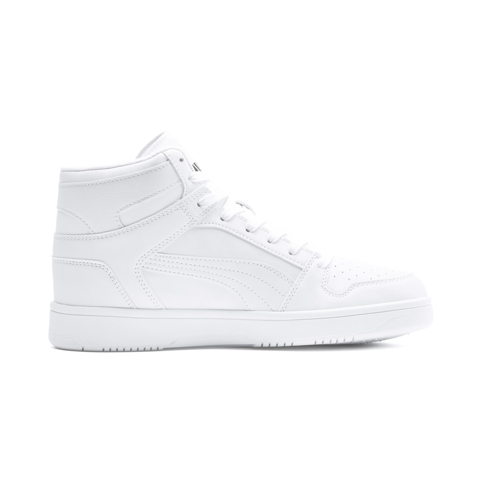 PUMA-PUMA-Rebound-LayUp-Men-039-s-Sneakers-Men-Mid-Boot-Basics thumbnail 19