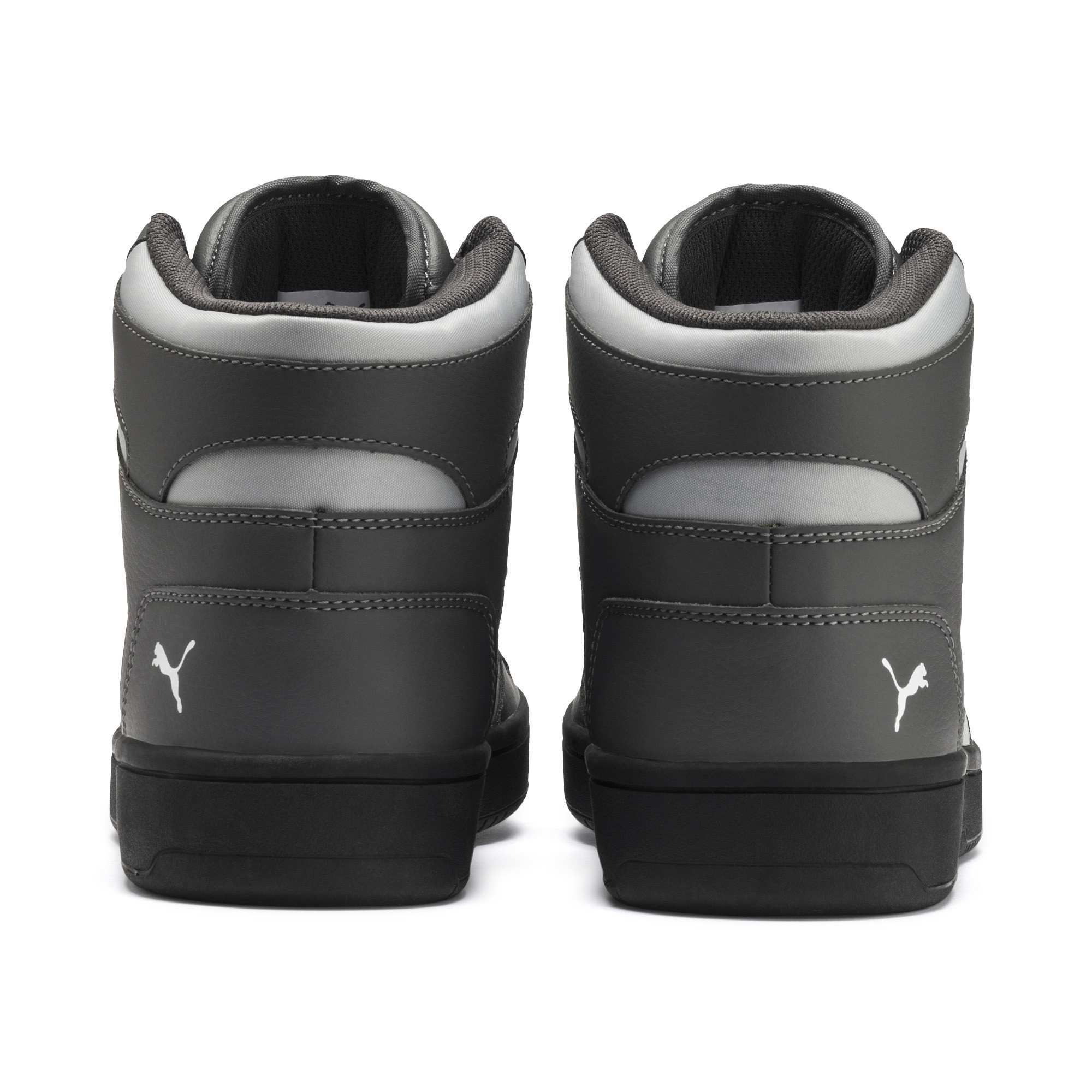 PUMA-PUMA-Rebound-LayUp-Men-039-s-Sneakers-Men-Mid-Boot-Basics thumbnail 9