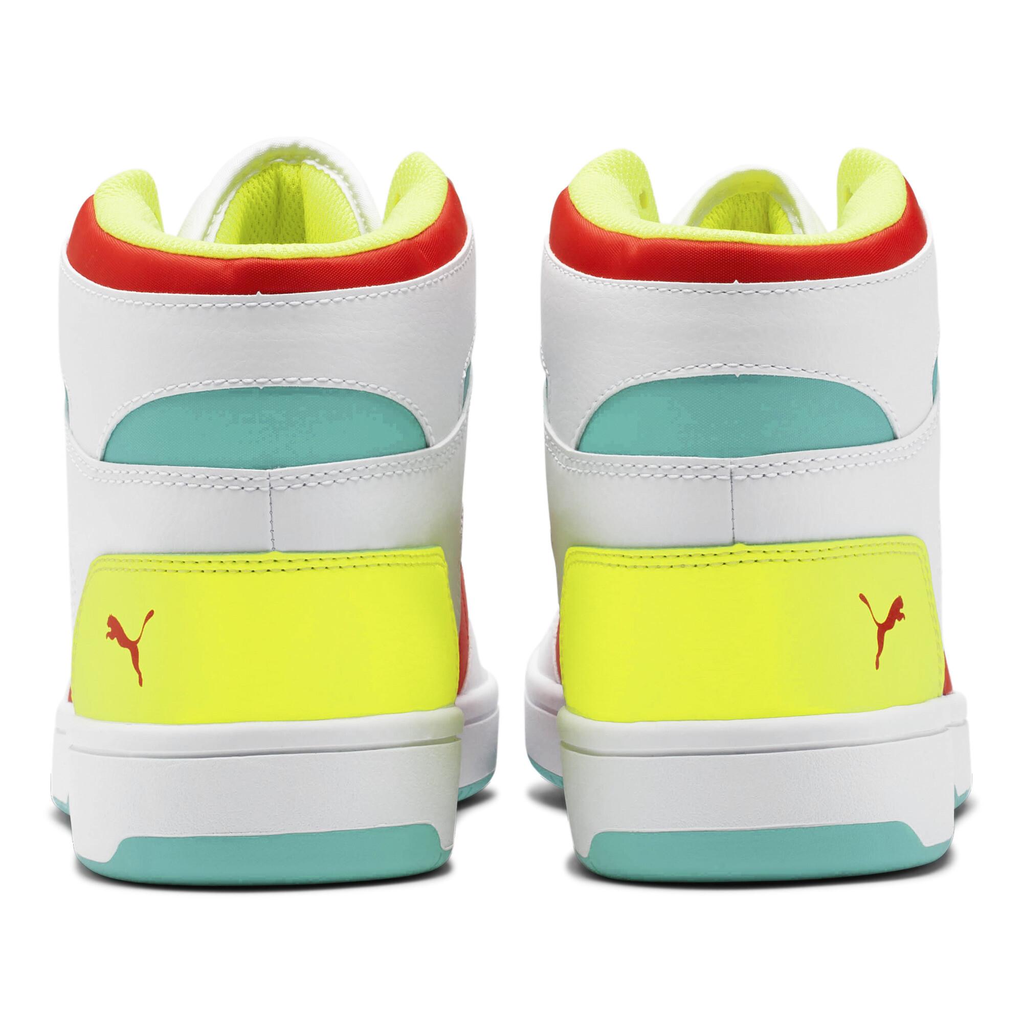 PUMA-PUMA-Rebound-LayUp-Men-039-s-Sneakers-Men-Mid-Boot-Basics thumbnail 30