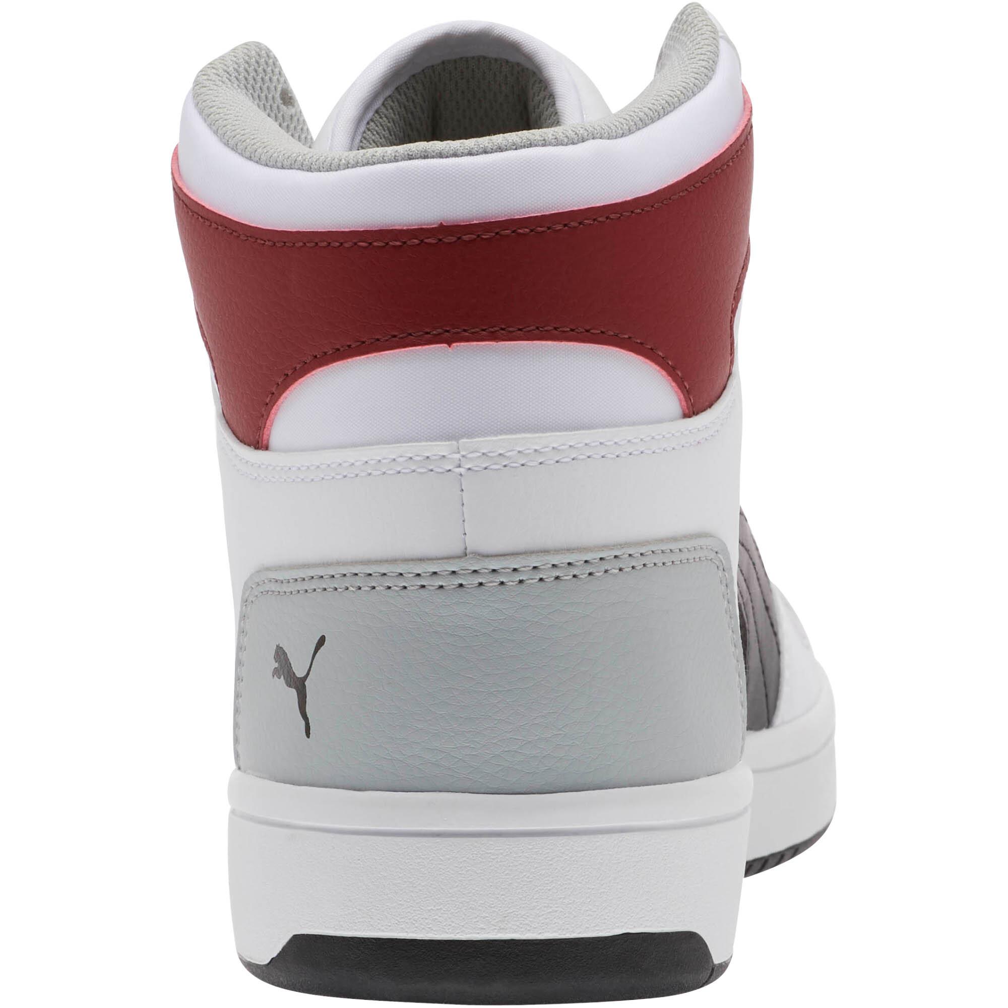 PUMA-PUMA-Rebound-LayUp-Men-039-s-Sneakers-Men-Mid-Boot-Basics thumbnail 8