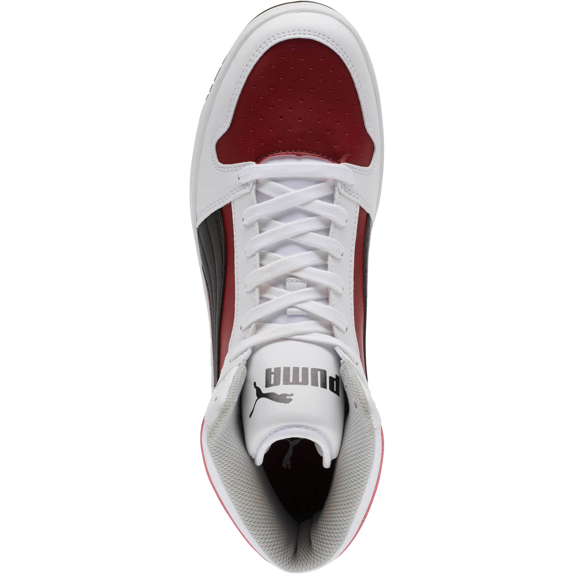 PUMA-PUMA-Rebound-LayUp-Men-039-s-Sneakers-Men-Mid-Boot-Basics thumbnail 11