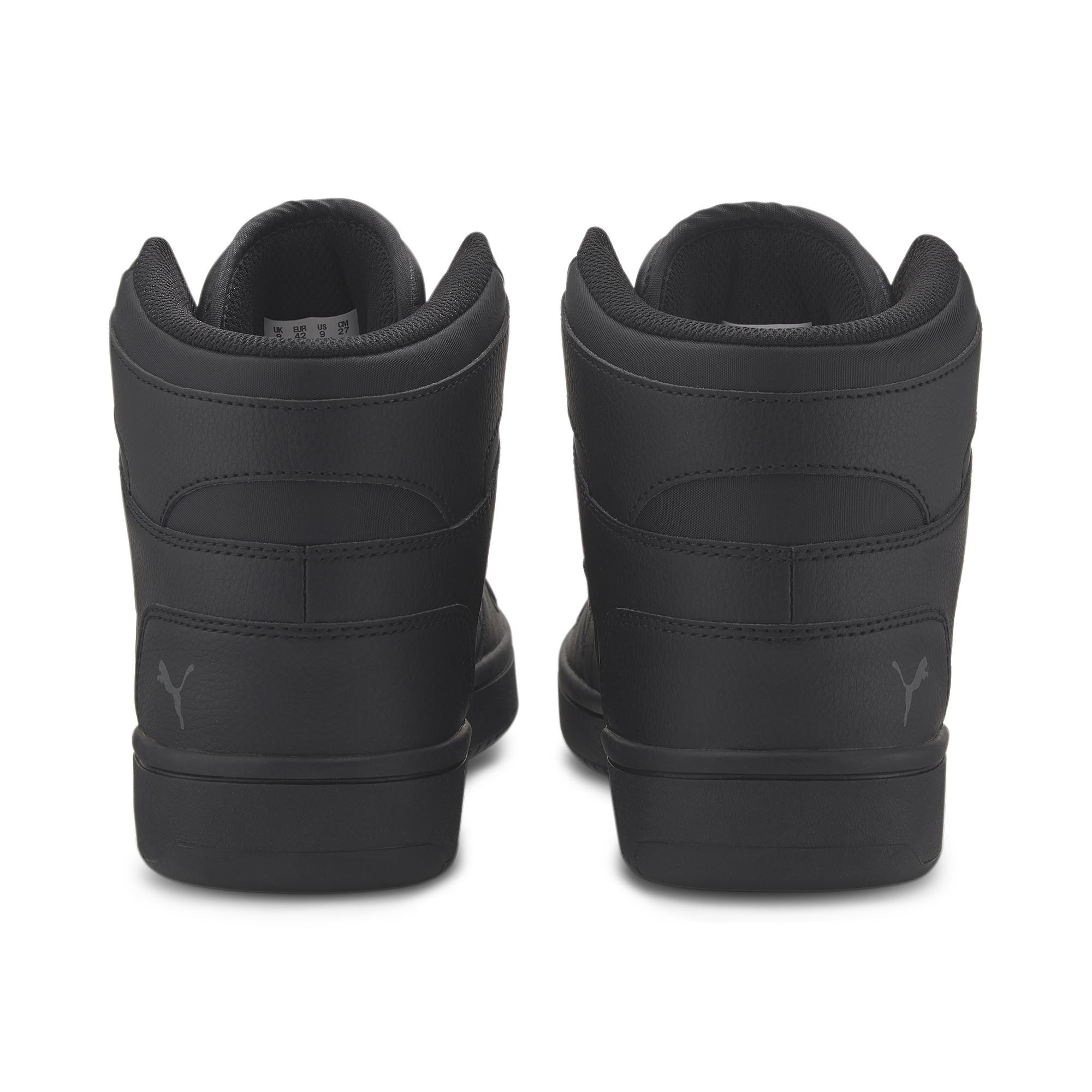 PUMA-PUMA-Rebound-LayUp-Men-039-s-Sneakers-Men-Mid-Boot-Basics thumbnail 26